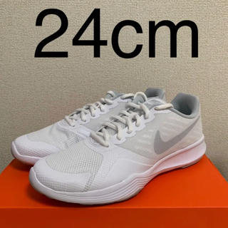 NIKE - NIKE ナイキ city trainer スニーカー 靴 24cm 新品
