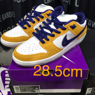 NIKE - NIKE SB DUNK LOW LASER ORANGE 28.5cm