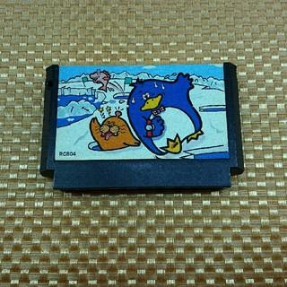 コナミ(KONAMI)のFC ファミコン ソフト カセット けっきょく南極大冒険 他多数出品中(家庭用ゲームソフト)