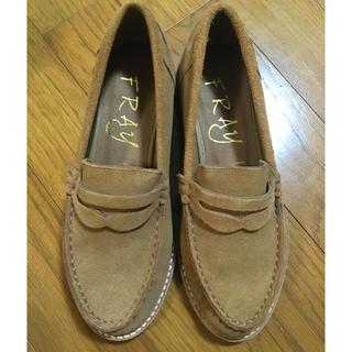フレイアイディー(FRAY I.D)のFRAY I.D 靴 ローファー(ローファー/革靴)