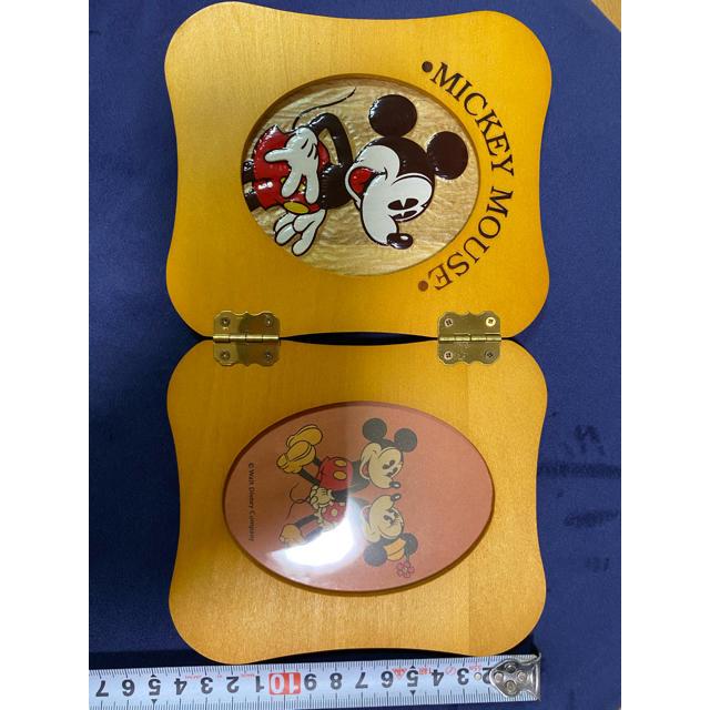 Disney(ディズニー)のディズニー フォトケース エンタメ/ホビーのおもちゃ/ぬいぐるみ(キャラクターグッズ)の商品写真
