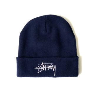 ステューシー(STUSSY)のSTUSSY Beanie ビーニー ニット帽 ニットキャップ(ニット帽/ビーニー)