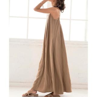 ALEXIA STAM - ALEXIASTAM  Linen Summer Maxi Dress