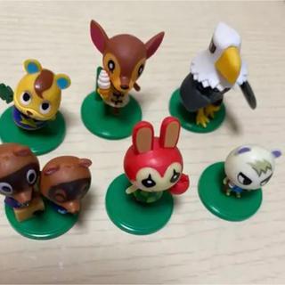 ニンテンドウ(任天堂)の 値下げ可能❗ どうぶつの森 チョコエッグ フィギュア (ゲームキャラクター)