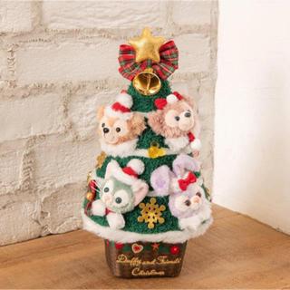 Disney - クリスマスツリー ダッフィー ウィンターホリデー クリスマス 2019