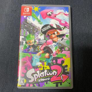 Nintendo Switch - スプラトゥーン2 ソフト本体
