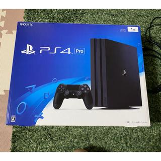 PlayStation4 - SONY PlayStation4 CUH-7200BB01  ps4pro