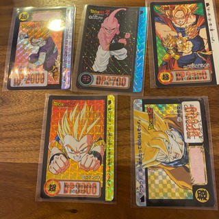 バンダイ(BANDAI)のドラゴンボール カードダス(Box/デッキ/パック)