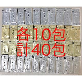 ドモホルンリンクル(ドモホルンリンクル)のドモホルンリンクル 基本4点パウチ 各10包計40包(化粧水/ローション)