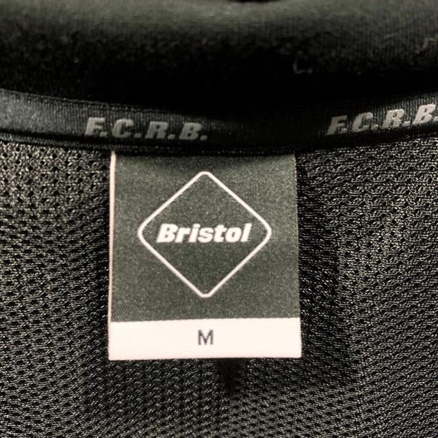F.C.R.B.(エフシーアールビー)のF.C.Real Bristol  ベンチレーションフーディ FCRB メンズのトップス(パーカー)の商品写真