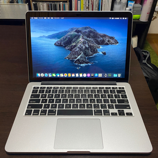 Mac (Apple) - Apple MacBook Pro Retina13インチモデル