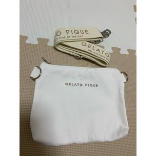 ジェラートピケ(gelato pique)の新品未使用 ジェラートピケ  ショルダーバッグ&サコッシュ(ショルダーバッグ)