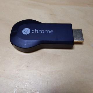クローム(CHROME)のchromecast 第1世代(PC周辺機器)