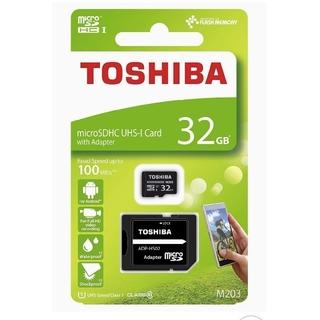 トウシバ(東芝)の(新品) micro SDカード 32GB [TOSHIBA](その他)