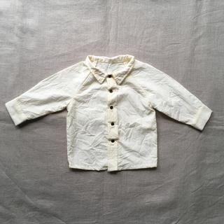 コドモビームス(こども ビームス)のLittle Creative Factory シャツ 18m(シャツ/カットソー)