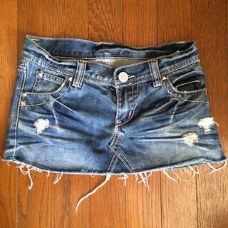 キャンバスマージ(CANVAS MERGE)のミニタイトスカート(ミニスカート)