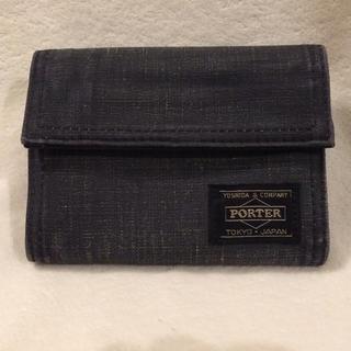 ポーター(PORTER)のPORTER ポーター 折り財布(折り財布)