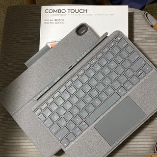 Apple - 未使用品‼️Logicool Combo Touch Keyboard Case