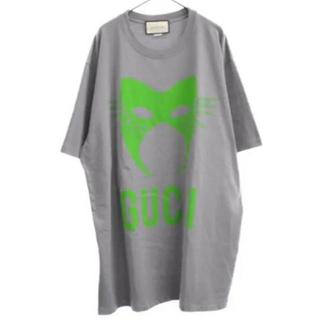 Gucci - Gucci スパイクマスクプリント半袖Tシャツ