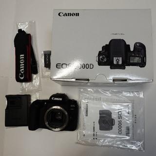 Canon - ★超美品★Canon EOS9000D ボディ 保証書つき2021/7/22迄