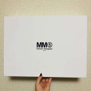 エムエムシックス(MM6)のMM6 MaisonMargiela(マルジェラ)プレゼントボックス(ショップ袋)