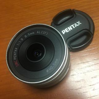 PENTAX - ペンタックス smc PENTAX 8.5mm 01 スタンダード プライム