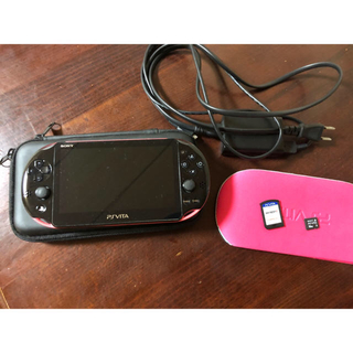PlayStation Vita - PS vita メモリーソフトその他もろもろ付き