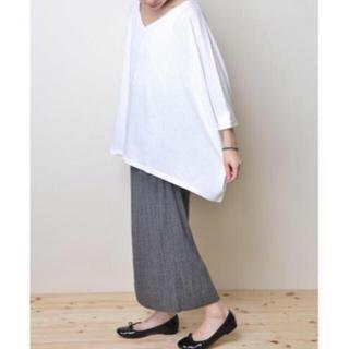 イエナスローブ(IENA SLOBE)のIENA ジャージランダムプリーツスカート 16SS(ロングスカート)