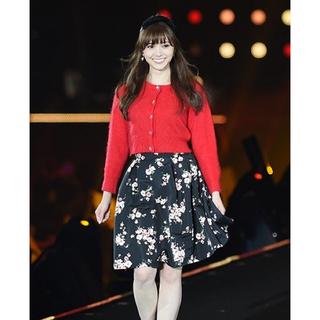 リリーブラウン(Lily Brown)の白石麻衣さんコーデ ニットカーデ&スカート セットコーデ♡(セット/コーデ)