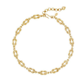 Brinker & Eliza Love Knot Necklace