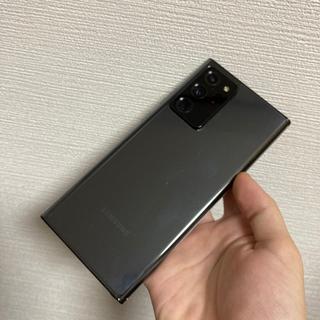 Galaxy - 【SIMフリー】Samsung Galaxy Note20 ultra 5G