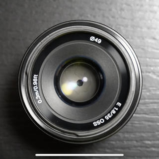 SONY - SEL35F18  E35mm F1.8 OSS