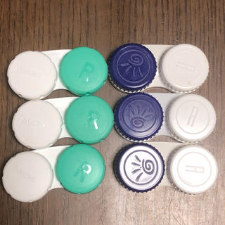 ロートセイヤク(ロート製薬)のコンタクトケース(日用品/生活雑貨)