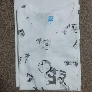 Design Tshirts Store graniph - グラニフ ドラえもん Tシャツ コエカタマリン S