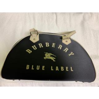 バーバリーブルーレーベル(BURBERRY BLUE LABEL)のバーバリー ハンドバッグ黒(ハンドバッグ)