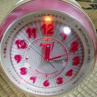 初代モーニング娘目覚まし時計 購入希望の方、他社でも出品中ですのでコメント下さい