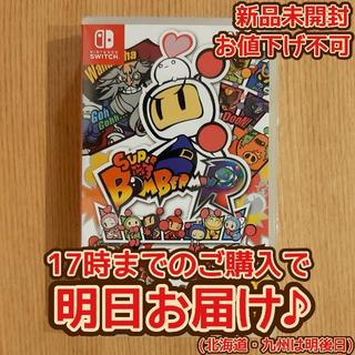 Nintendo Switch - Switch スーパーボンバーマン R