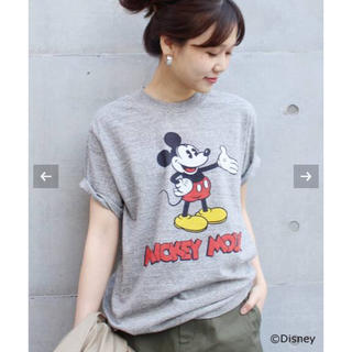 JOURNAL STANDARD - ジャーナルスタンダード  JS別注MICKEY MOUSE Tシャツ