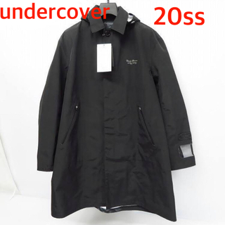 アンダーカバー(UNDERCOVER)の値下げ undercover 20ss コート サイズ2(その他)
