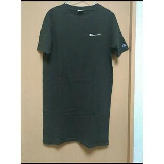 チャンピオン(Champion)のchampion Tシャツワンピース(Tシャツ(半袖/袖なし))