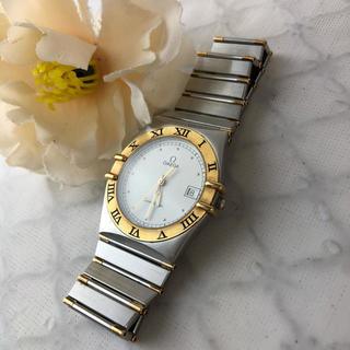 オメガ(OMEGA)の決算セール☆OMEGA オメガ アナログ時計  メタルベルト コンステレーション(腕時計(アナログ))
