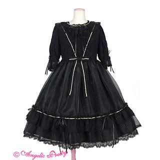 Angelic Pretty - angelic pretty melody ワンピース クロ