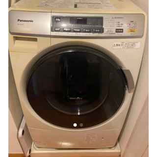Panasonic - 【縦型同等】2013年式 ドラム式洗濯機 Panasonic  単身向け