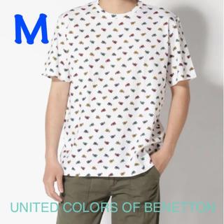 ベネトン(BENETTON)の新品未開封 ベネトン Tシャツ メンズ(Tシャツ/カットソー(半袖/袖なし))