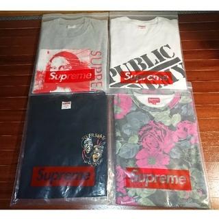 シュプリーム(Supreme)のSupreme tee シュプリーム 2枚セット販売《組み合わせ自由》(Tシャツ/カットソー(半袖/袖なし))