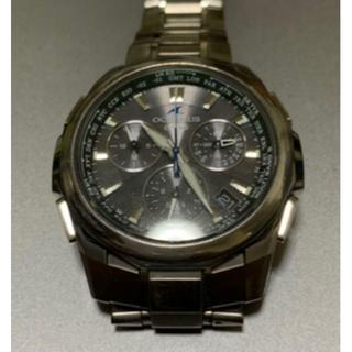 カシオ(CASIO)のCASIO オシアナス マンタ OCW-S1000(腕時計(アナログ))