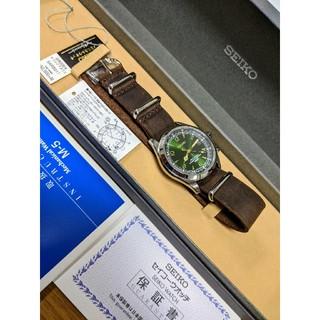 セイコー(SEIKO)のセイコー SARB017 アルピニスト Alpinist 廃盤品(腕時計(アナログ))