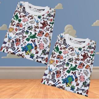 ディズニー(Disney)の新品 Disney pixar トイストーリー tシャツ(Tシャツ/カットソー(半袖/袖なし))