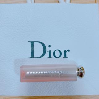 ディオール(Dior)のディオールアディクト@スクラブ&バーム(リップケア/リップクリーム)