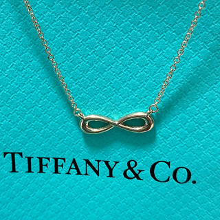 Tiffany & Co. - Tiffany インフィニティネックレス